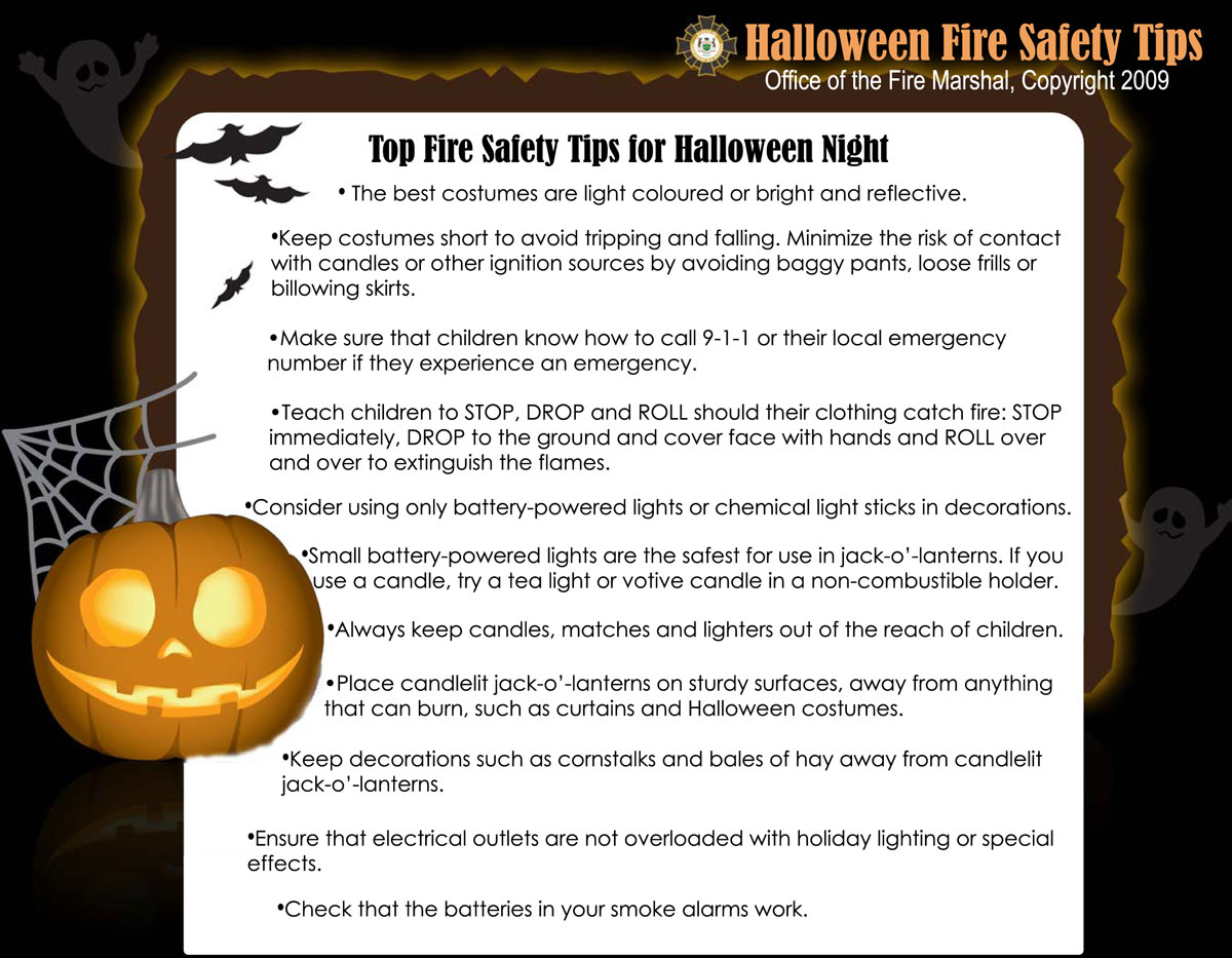 Halloween Fire Safety Tips Halloween-fire-safety-tips